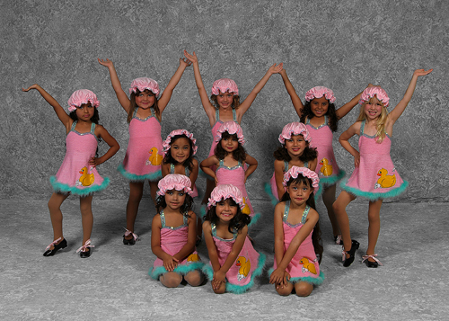 Dance arts academy san jose for Porte arts and dance studio
